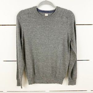 CREWCUTS 100% Cotton Crewneck Sweater NEW Boy's 14